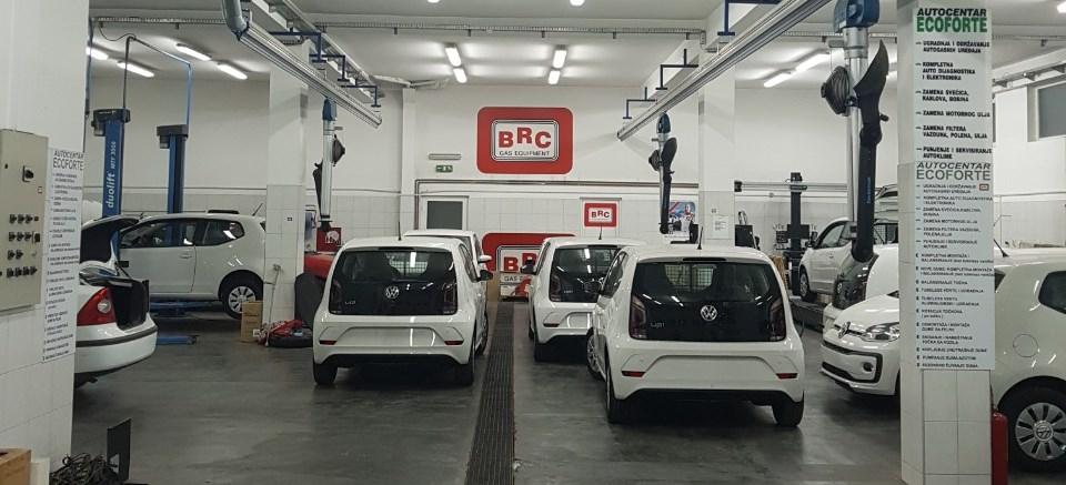Ugradnja auto gasa Beograd